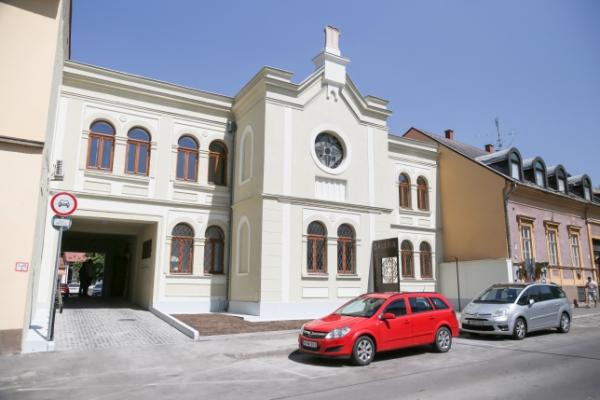 Befejeződtek a Ziffer Sándor Galéria felújításának munkálatai