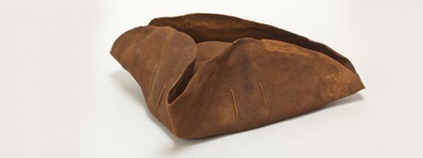 18. századi kalap restaurálása