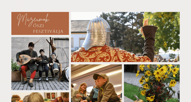 Ősz az Egri várban - Múzeumok Őszi Fesztiválja